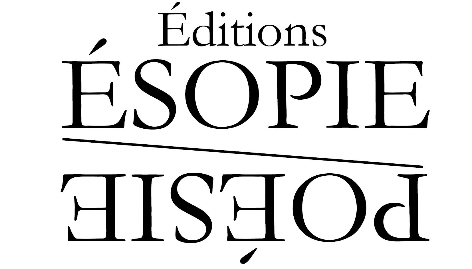 Éditions Ésopie